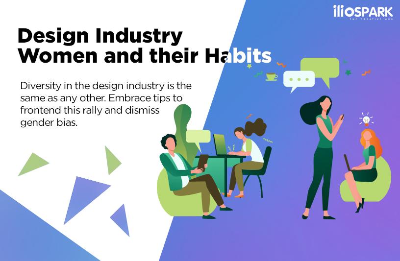 women workforce, design industry women, tech women, women mentoer, women leaders