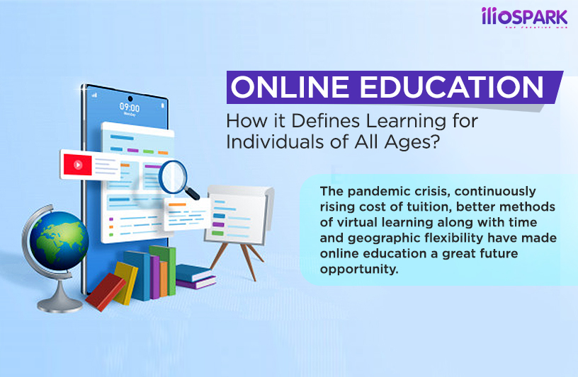 online education, online education system, online courses, remote learning programme, online learners